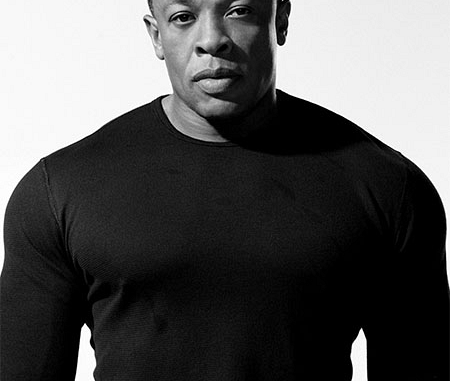 Dr.Dre's father