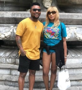 Oritsefemi Reacts to Allegations His Wife Nabila Is The One Who Caters For the Family