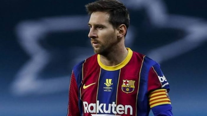 Messi denies reports he has agreed to join PSG or Man City