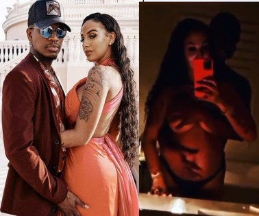 Ne-Yo And Wife Crystal Smith Are Expecting A New Baby