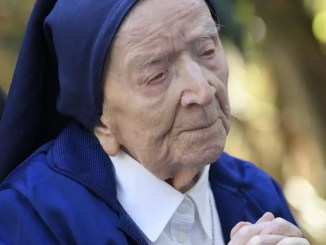 Europe's oldest person turns 117 after surviving coronavirus