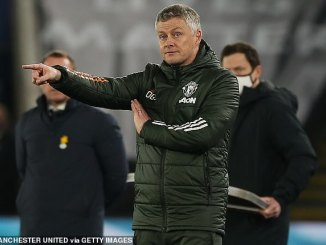 Ole Gunnar Solskjaer is set to be rewarded with an improved contract