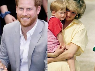 Prince Harry got flowers on Mothering Sunday