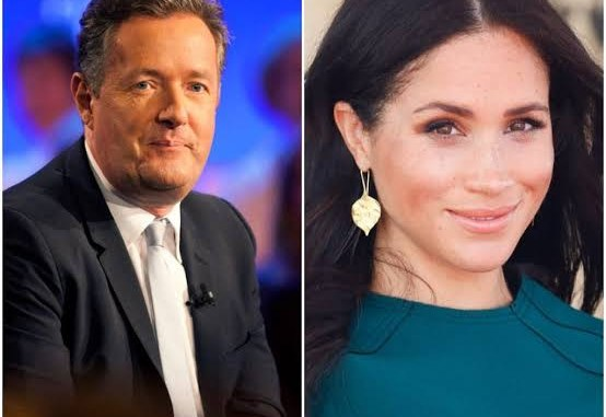 Meghan Markle made formal complaint to ITV about Piers Morgans Comments