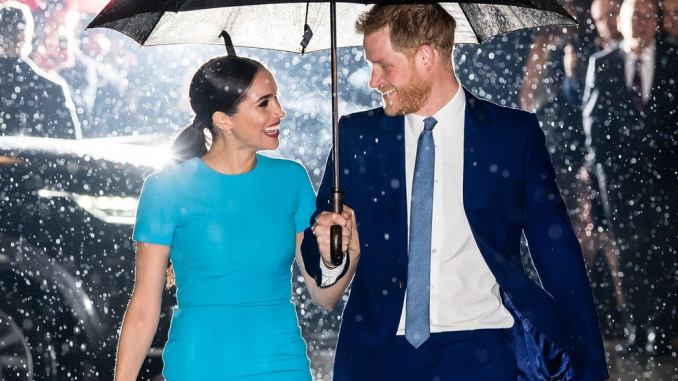 Prince Harry and Meghan Markle's Wealth Hit Close to £100m After Californian Home Value Upsurge