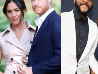 How Tyler Perry came to Meghan Markle and Prince Harry's rescue