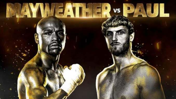 Floyd Mayweather to fight YouTuber Logan Paul on June 6 in Miami, Floyd Mayweather to fight YouTuber Logan Paul on June 6 in Miami, Relay Vibes