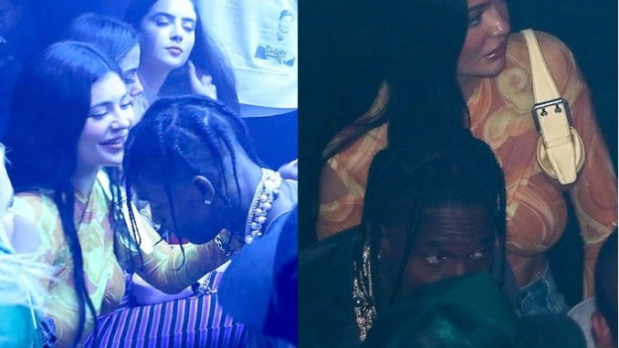 Kylie Jenner sparks reconciliation rumors with Travis scott to Celebrate is 29th Birthday