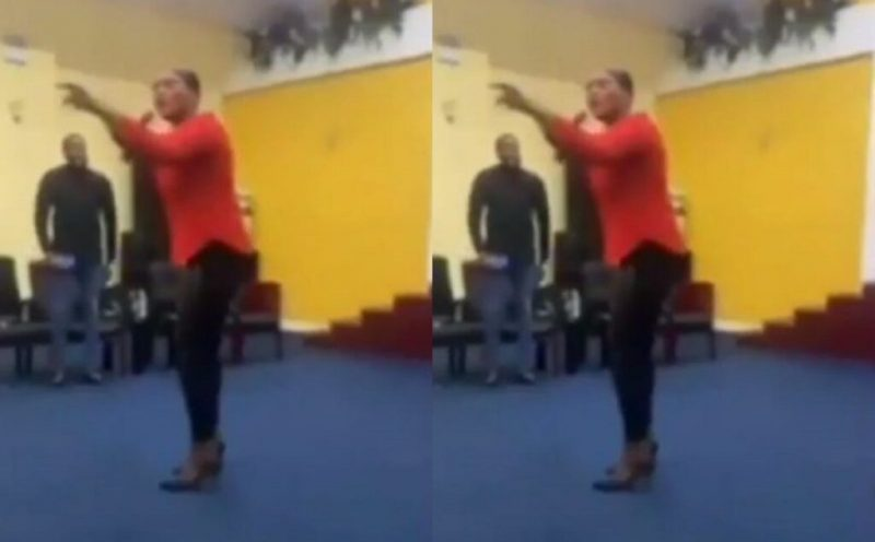 May God Punish You – Pastor rain curses on members who did not contribute to her birthday