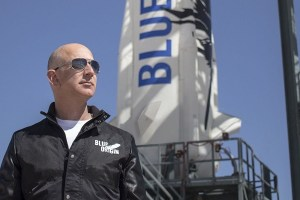 Jeff Bezos to fly with his brother to space, Jeff Bezos to fly with his brother to space next month on his own space craft, Relay Vibes