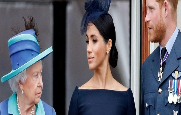 Meghan and Harry request meeting with Queen to introduce baby Lilibet