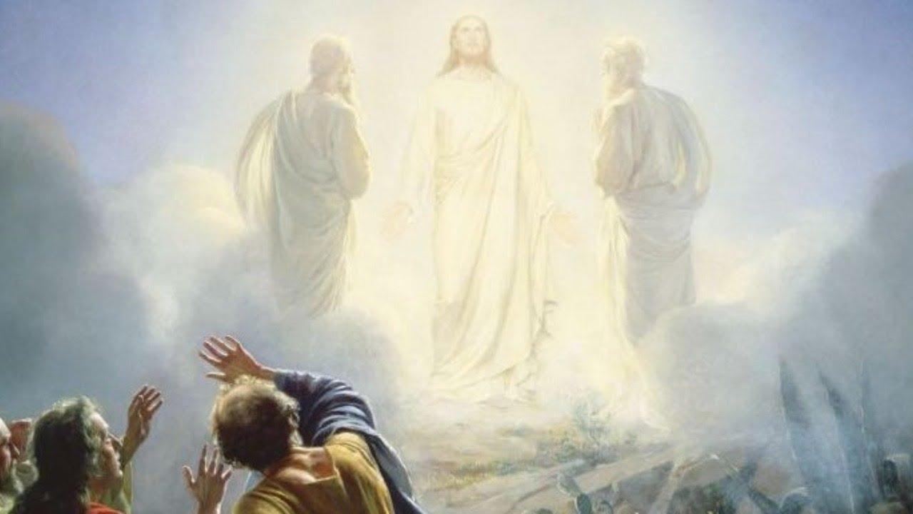 "Featured image for ""Transfiguration Sunday"""