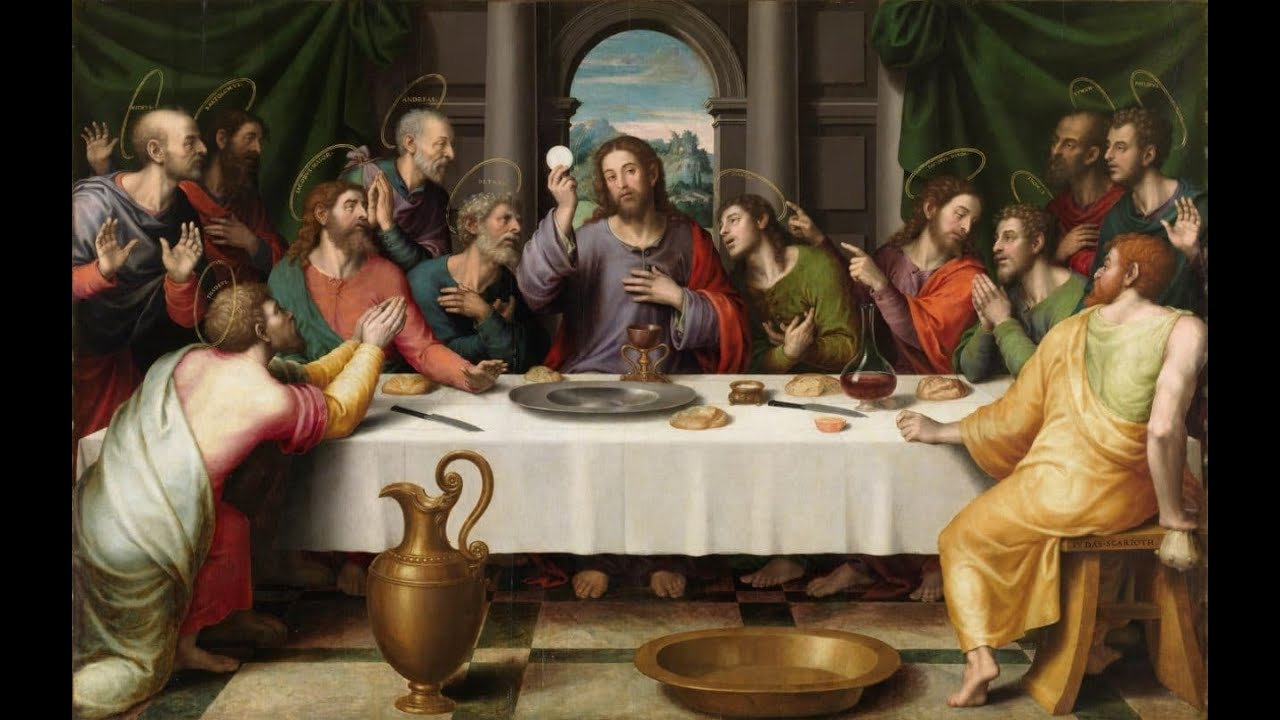 """Featured image for """"Maundy Thursday"""""""