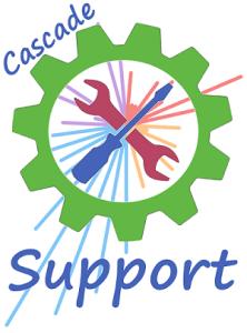 Cascade strengths support help guide question