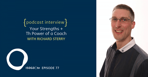 Richard Sterry strengths story Becky Hammond coaching