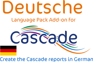 strengths in German language Cascade