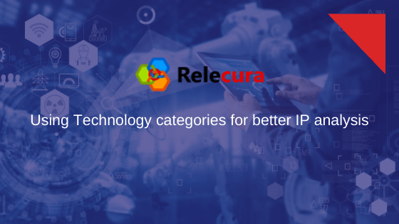 Using Technology categories for better IP analysis
