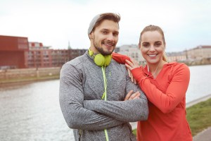 stay healthy as a fit couple
