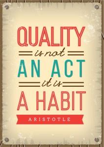 Habit Change for Body Change