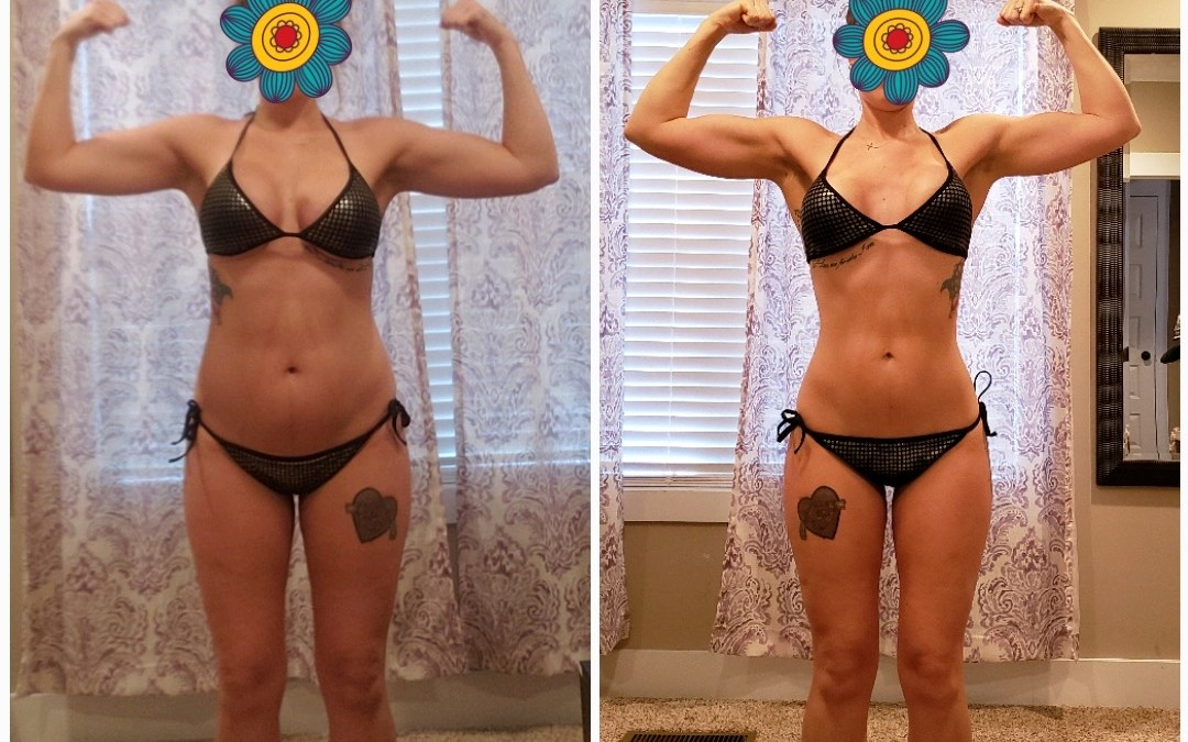 Client Spotlight: Kelly 20 Weeks Post Pregnancy Transformation