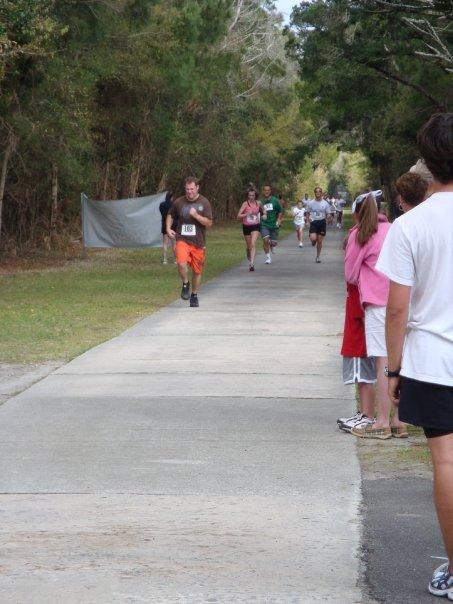 Fun Sun Run 5K Huntington State Beach SC