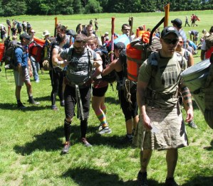 Spartan Death Race 2012
