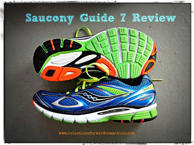 Saucony Guide 7 Review