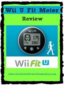 Wii U Fit Meter Review