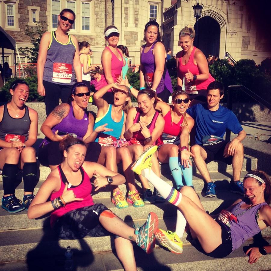 Runners World Bloggers