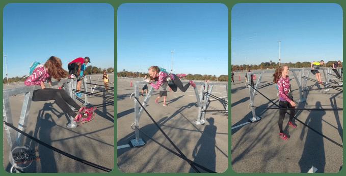 Men's Health Urbanathlon Marine Hurdles