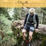 Trail Running Etiquette Tips