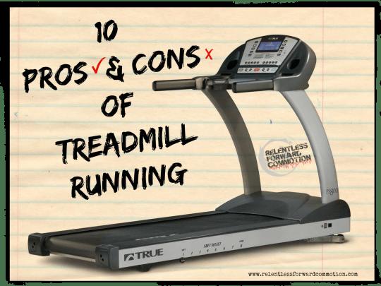 10 Pros & Cons of Treadmill Training