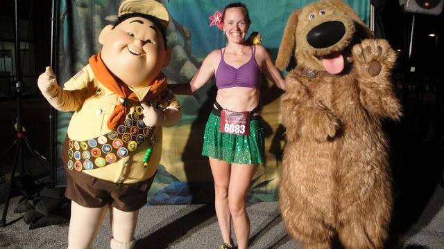 Disney Wine & Dine half marathon review