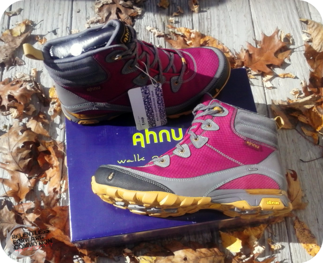Ahnu Sugarpine Waterproof Boot 5