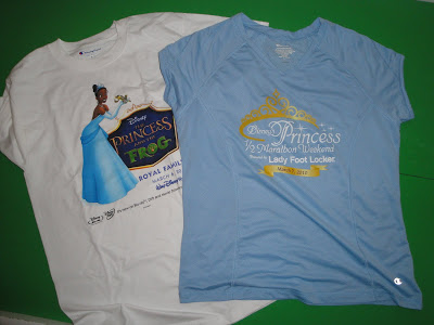 2010 Disney Princess Half Marathon weekend