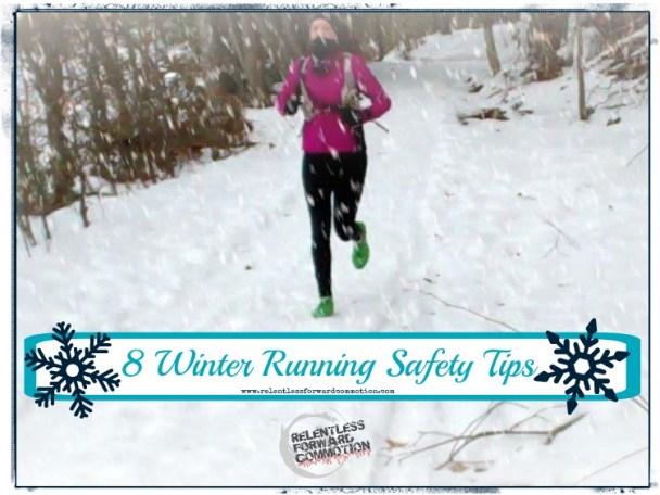 Winter Running Safety Tips