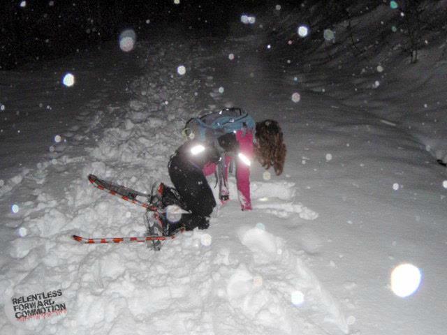 Snowshoe Fall