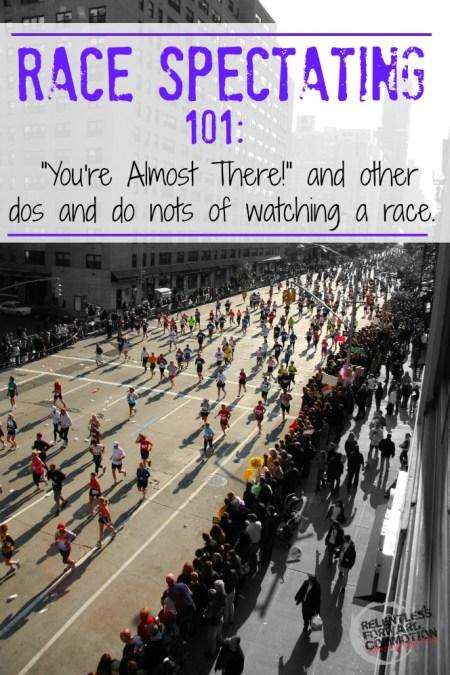 race spectating 101