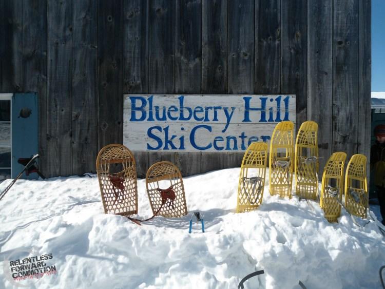 Blueberry Hill Ski Center