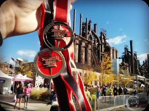 Runner's World Half & Festival 2015: Five & Dime Recap