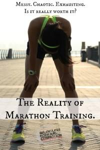 8 Realities of Marathon Training