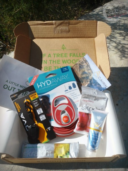 March Cairn Box 2016