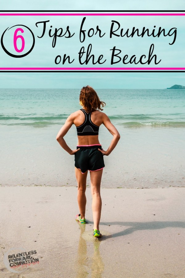 6 Tips for Running on the Beach