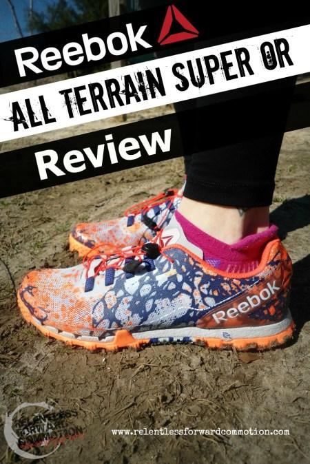 Reebok All Terrain OR Review