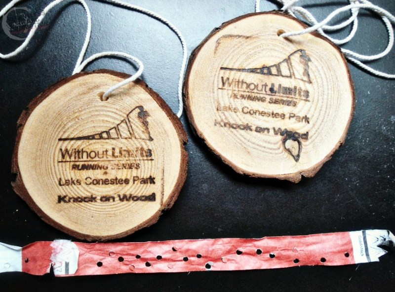 Medals Knock On Wood 100