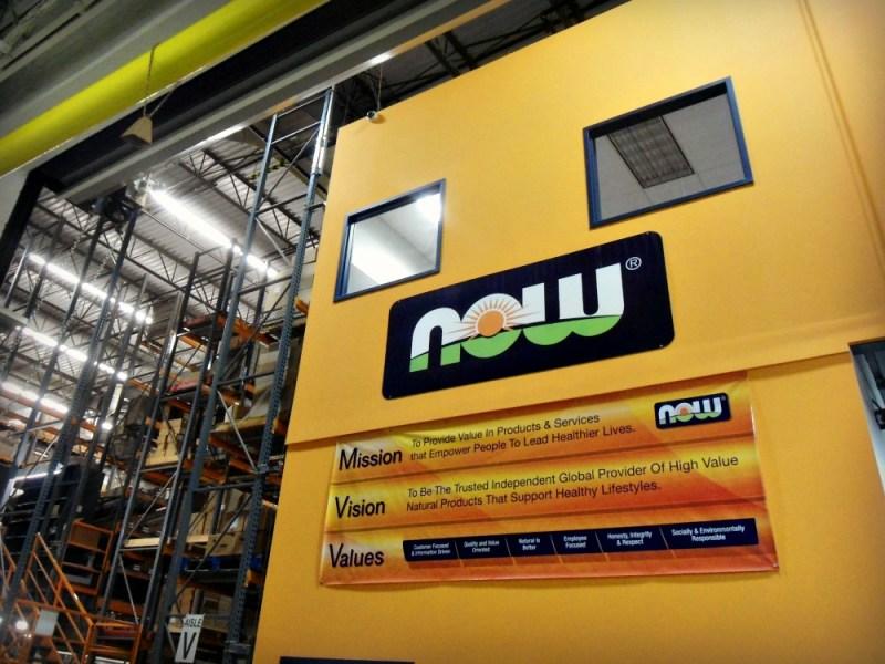 NOW warehouse