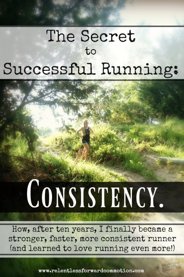 The Secret to Successful running