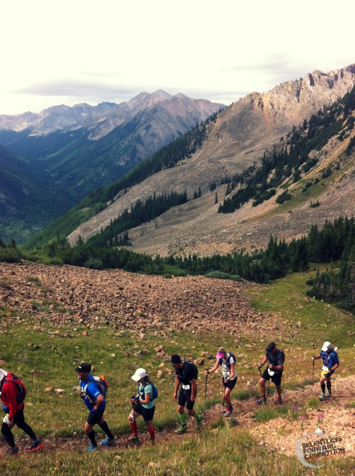 Hope Pass - TransRockies Run