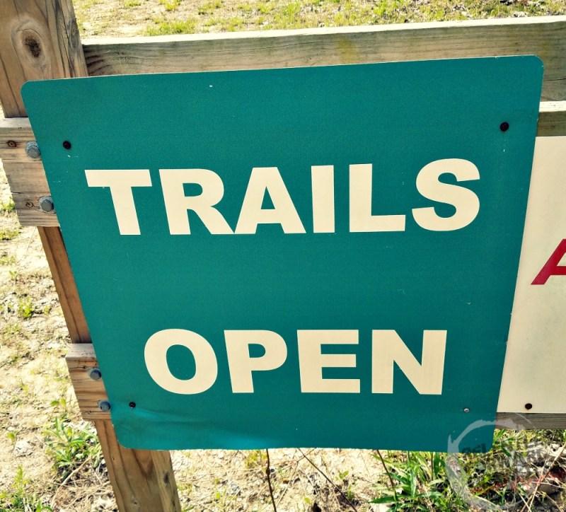 Trails Open
