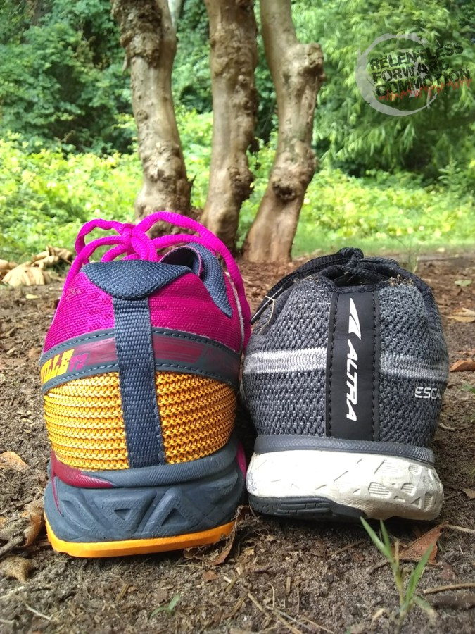 Trail Shoes vs. Road Running Shoes